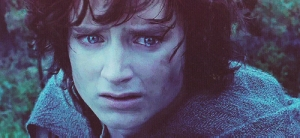 There's only so much Sad Frodo we can take, after all.